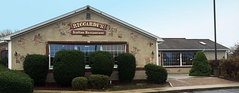 Riccardi S Italian Restaurant Fairhaven Fairhaven Ma
